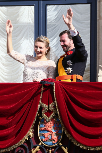 Architectural Feature「The Wedding Of Prince Guillaume Of Luxembourg & Stephanie de Lannoy - Official Ceremony」:写真・画像(9)[壁紙.com]