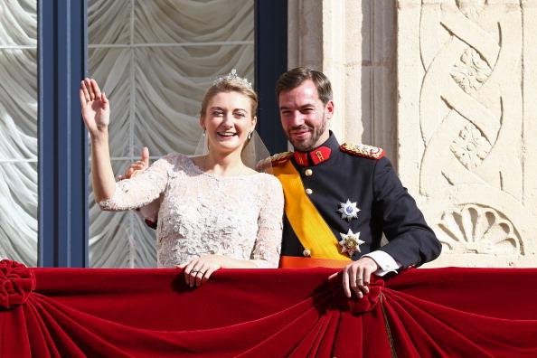 バルコニー「The Wedding Of Prince Guillaume Of Luxembourg & Stephanie de Lannoy - Official Ceremony」:写真・画像(10)[壁紙.com]