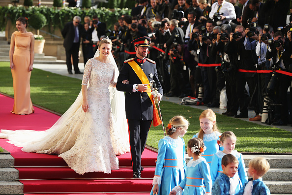Wedding「The Wedding Of Prince Guillaume Of Luxembourg & Stephanie de Lannoy - Official Ceremony」:写真・画像(5)[壁紙.com]