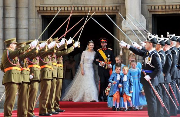 Elie Saab - Designer Label「The Wedding Of Prince Guillaume Of Luxembourg & Stephanie de Lannoy - Official Ceremony」:写真・画像(8)[壁紙.com]