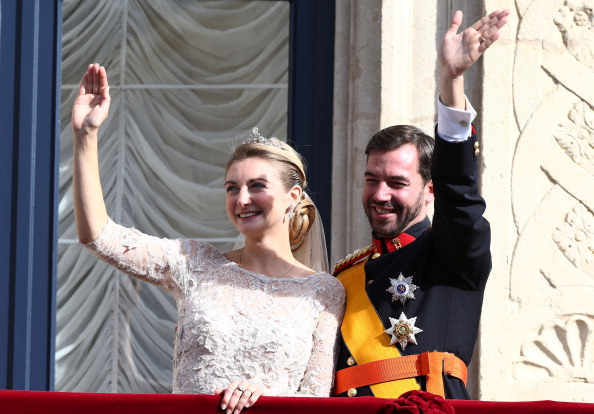 Architectural Feature「The Wedding Of Prince Guillaume Of Luxembourg & Stephanie de Lannoy - Official Ceremony」:写真・画像(10)[壁紙.com]