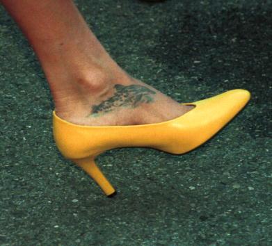 Tattoo「Princess Stephanie Of Monaco At The Rally of Monte Carlo」:写真・画像(5)[壁紙.com]