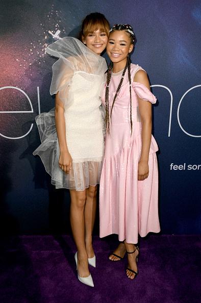 """Zendaya Coleman「LA Premiere Of HBO's """"Euphoria"""" - Red Carpet」:写真・画像(16)[壁紙.com]"""
