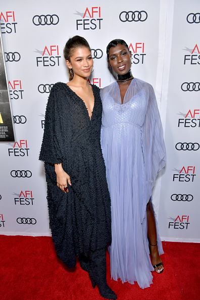 "Textured「AFI FEST 2019 Presented By Audi – ""Queen & Slim"" Premiere – Red Carpet」:写真・画像(6)[壁紙.com]"