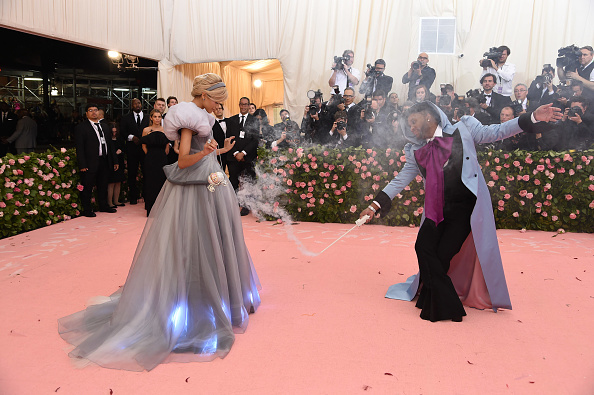 Zendaya Coleman「The 2019 Met Gala Celebrating Camp: Notes on Fashion - Arrivals」:写真・画像(6)[壁紙.com]