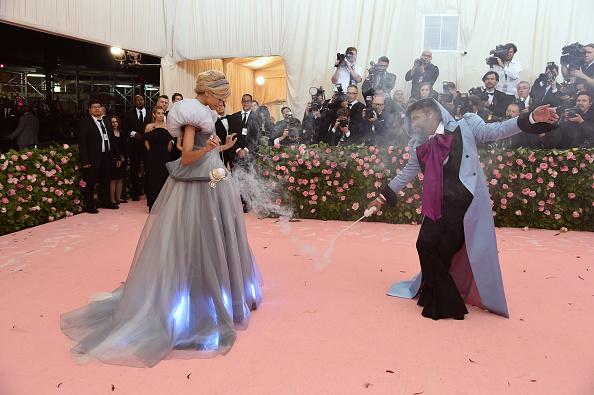 Zendaya Coleman「The 2019 Met Gala Celebrating Camp: Notes on Fashion - Arrivals」:写真・画像(16)[壁紙.com]