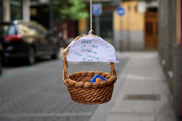Madrid「Spain Allows Some Businesses To Reopen As It Eases Coronavirus Lockdown」:写真・画像(11)[壁紙.com]