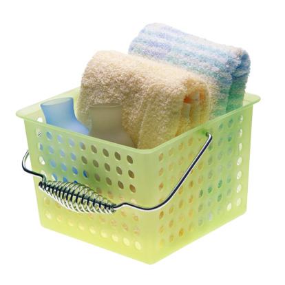 Caddy「Basket with towels」:スマホ壁紙(1)