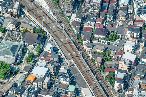Tokyo Tower「Busy city, Tokyo」:スマホ壁紙(4)