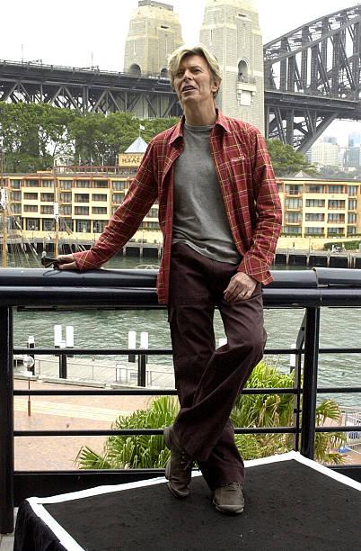 David Bowie Photocall:ニュース(壁紙.com)