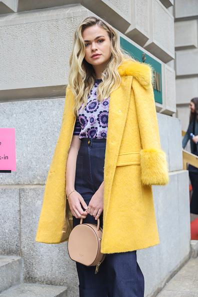 Achim Aaron Harding「Street Style - New York Fashion Week February 2019 - Day 2」:写真・画像(2)[壁紙.com]