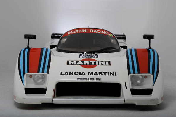 Journey「Lancia Martini Le Mans car chasis no 0007 1983」:写真・画像(1)[壁紙.com]