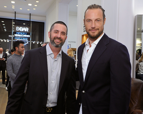 Gabriel Aubry「Saks Fifth Avenue Beverly Hills Hosts Anthony Davis For The Launch Of The Exclusive Saks Fifth Avenue x Anthony Davis Collection」:写真・画像(19)[壁紙.com]
