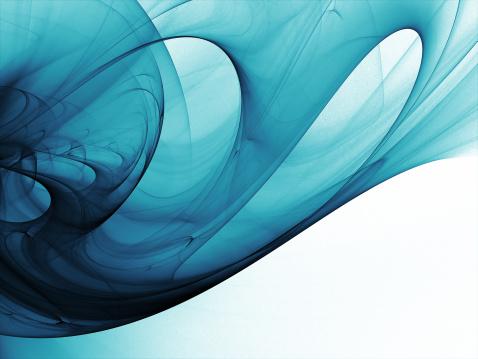 Spinning「deep blue silky smoke background」:スマホ壁紙(7)