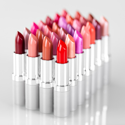 Shallow「Lipsticks in a row」:スマホ壁紙(14)