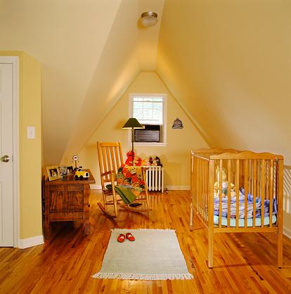 Stuffed Animals「Nursery in Attic Room」:スマホ壁紙(10)