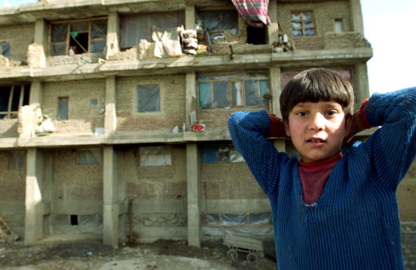 Taliban「Returning Afghan Refugees Deal With Housing Issues」:写真・画像(19)[壁紙.com]