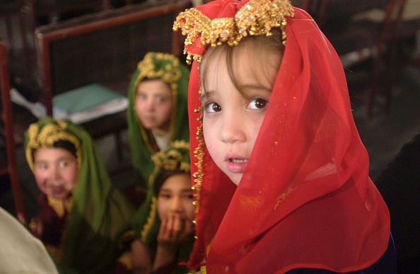 Purity「International Womans Day Is Observed In Kabul」:写真・画像(4)[壁紙.com]