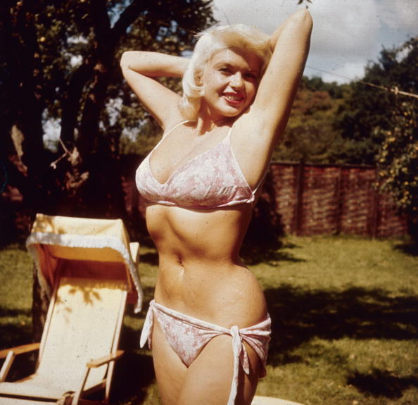 Hollywood - California「Jayne Mansfield」:写真・画像(14)[壁紙.com]