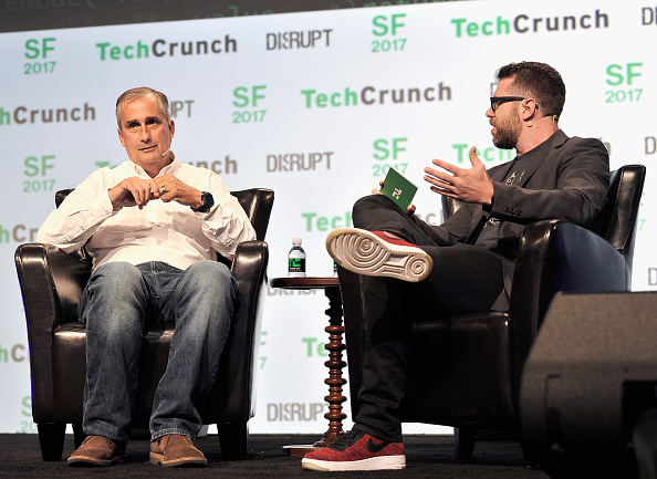 Brian Jennings「TechCrunch Disrupt SF 2017 - Day 1」:写真・画像(2)[壁紙.com]