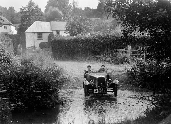 Togetherness「BSA 3-wheeler, B&HMC Brighton-Beer Trial, Windout Lane, near Dunsford, Devon, 1934」:写真・画像(19)[壁紙.com]