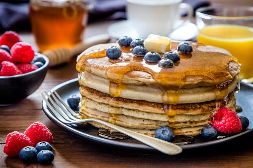 Pancake「Sweet pancakes」:スマホ壁紙(12)