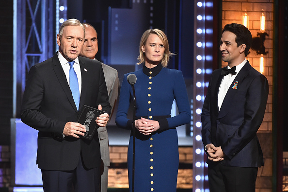 Kelly public「2017 Tony Awards - Show」:写真・画像(3)[壁紙.com]