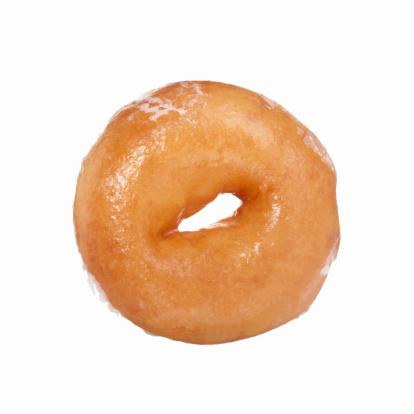 ドーナツ「A sugar glazed donut」:スマホ壁紙(4)