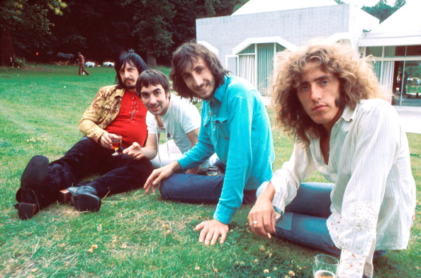 The Who「The Who」:写真・画像(3)[壁紙.com]