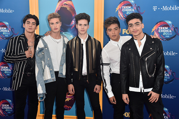 Fox Photos「FOX's Teen Choice Awards 2018 - Arrivals」:写真・画像(19)[壁紙.com]
