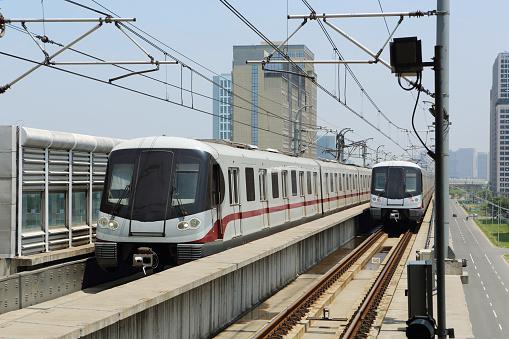 Elevated Road「Shanghai suburban railway」:スマホ壁紙(0)