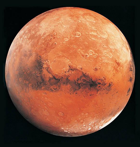 Mars, The Schiaparelli Hemisphere:スマホ壁紙(壁紙.com)
