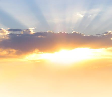 期待「素晴らしい朝の美しい日の出や夕日を眺めながらの日光浴」:スマホ壁紙(17)