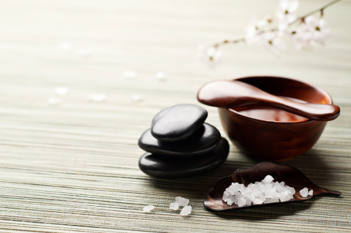Health Spa「Zen Spa Rejuvenation Background」:スマホ壁紙(15)