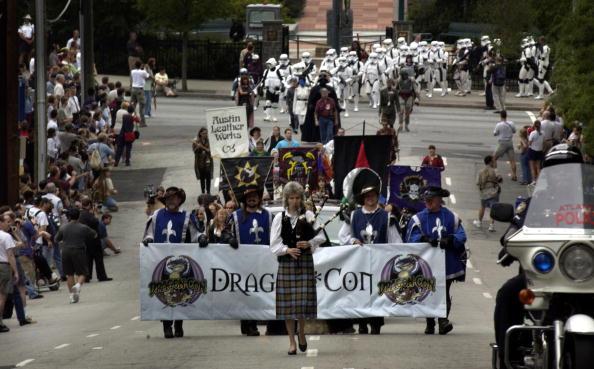 Dragon Con「First Annual Dragon*Con Parade」:写真・画像(1)[壁紙.com]