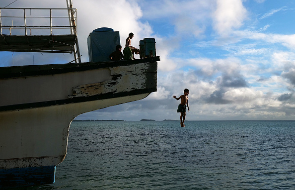 Pacific Islands「Life In Tuvalu - Pacific Island Striving To Mitigate Climate Change Effects」:写真・画像(1)[壁紙.com]