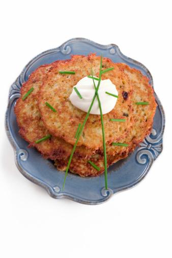 Sour Cream「Plate of Potato Pancakes」:スマホ壁紙(8)
