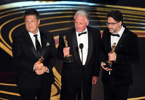Award「91st Annual Academy Awards - Show」:写真・画像(7)[壁紙.com]