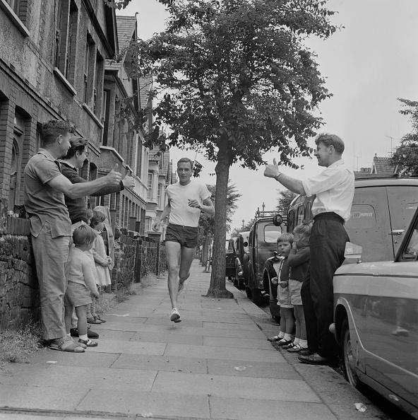 Running「Marathon Runner Buddy Edelen」:写真・画像(16)[壁紙.com]