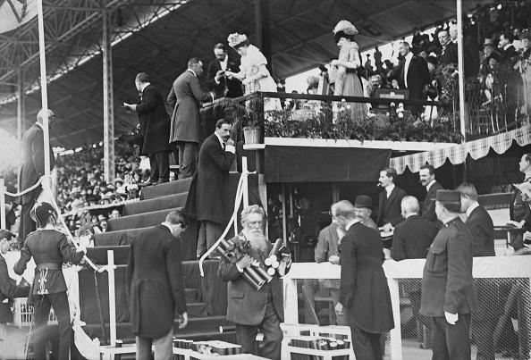 1900-1909「1908 Summer Olympics - Olympic Diploma Ceremony」:写真・画像(3)[壁紙.com]