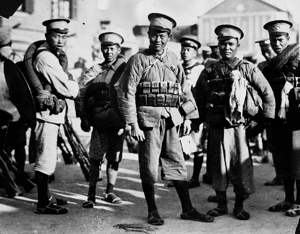 Chinese Culture「Cantonese Soldiers」:写真・画像(19)[壁紙.com]