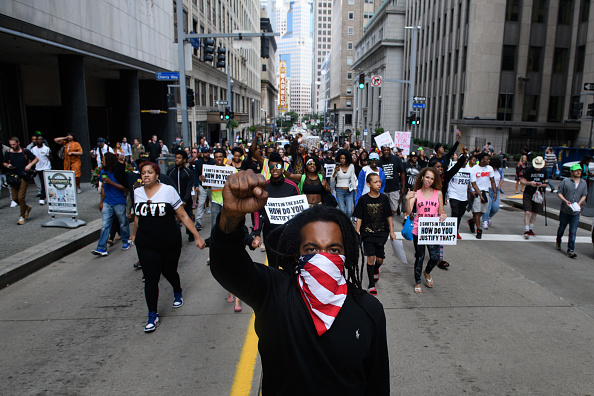 Pennsylvania「Protests Continue In Pittsburgh In Wake Of Last Week's Police Shooting Of Antwon Rose」:写真・画像(0)[壁紙.com]
