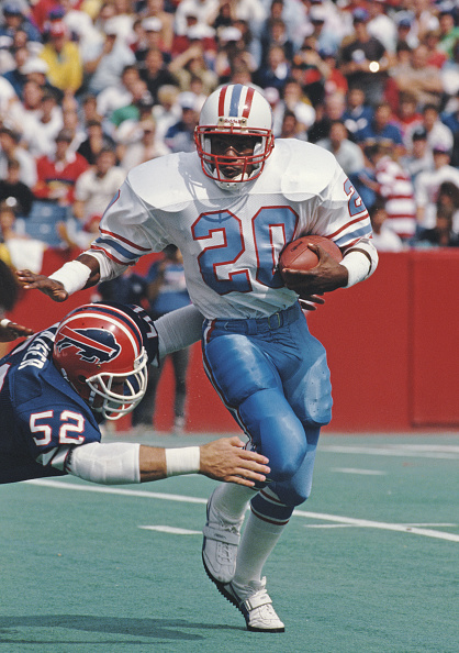 Tennessee Titans「Houston Oilers vs Buffalo Bills」:写真・画像(10)[壁紙.com]