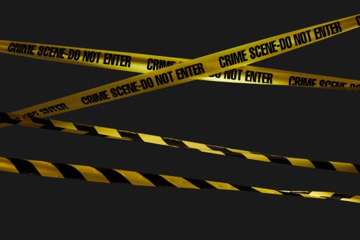 Guidance「Crime Scene Tape」:スマホ壁紙(8)