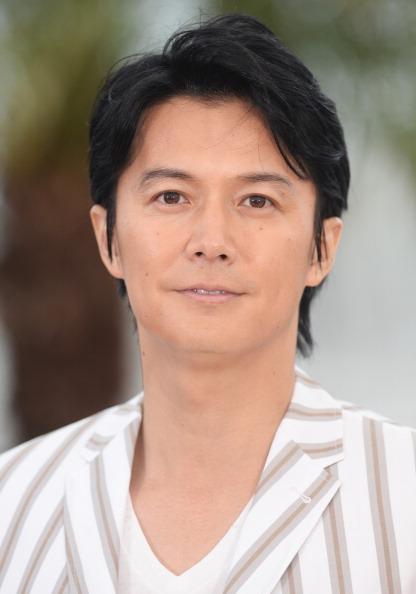 福山 雅治「'Soshite Chichi Ni Naru' Photocall - The 66th Annual Cannes Film Festival」:写真・画像(15)[壁紙.com]