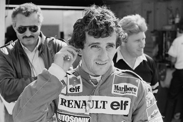Alain Prost「Alain Prost」:写真・画像(6)[壁紙.com]