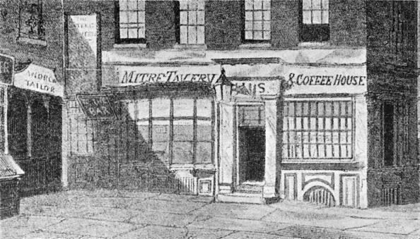 City Life「The Mitre Tavern」:写真・画像(3)[壁紙.com]