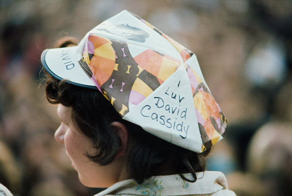 Larry Ellis Collection「David Cassidy Fan」:写真・画像(19)[壁紙.com]