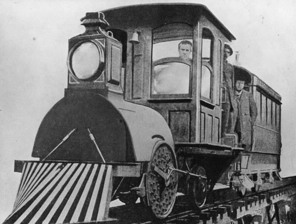 Electricity「Edison's Locomotive」:写真・画像(15)[壁紙.com]