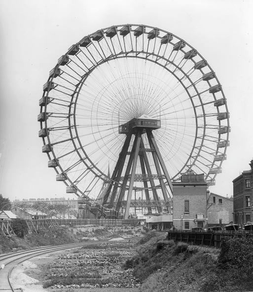 Ferris Wheel「Earl's Court Wheel」:写真・画像(2)[壁紙.com]